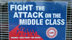 Afiche sindical