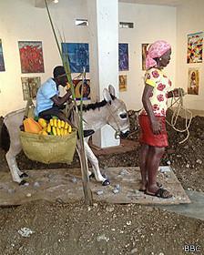 Centro de arte de Jacmel