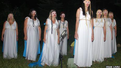 Seguidores de dioses paganos