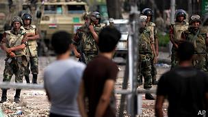 Ejército en Egipto