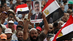 احتجاجات أنصار مرسي متواصلة