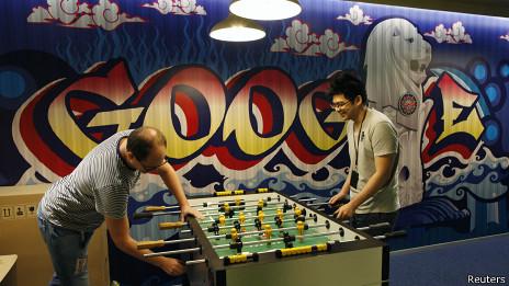 Oficina de Google en Singapur