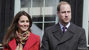 William y Kate, duques de Cambridge
