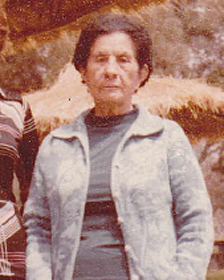 Abuela Lizarzaburu