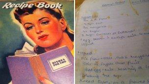 Libro de recetas
