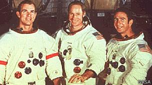 Tripulación de la misión Apollo 15