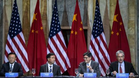 美中战略与经济对话在美国华盛顿落幕(11/07/2012)