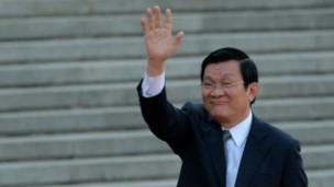 Chủ tịch Việt Nam TrươngTấn Sang