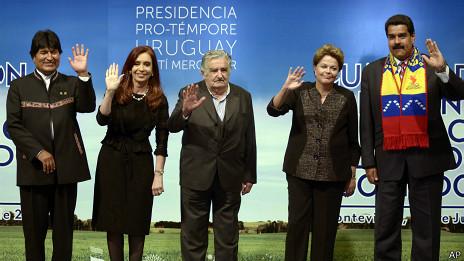 Mercosul 'emperra' relação do Brasil com União Europeia