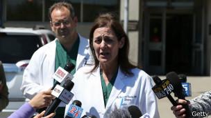 旧金山总医院证实,再有一名在韩亚空难中受伤的江山中学女生不治身亡(12/07/2013)。