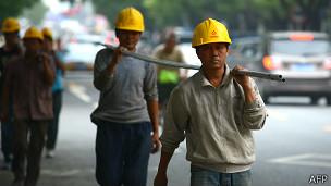 中国建筑工人