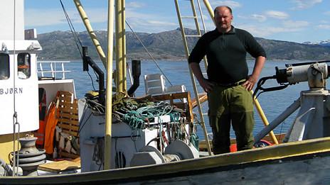Fred, cazador de ballenas noruego