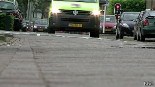 Holandeses inventam pavimento fotocatalítico que absorve poluição