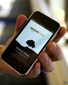 Aplicación de Kindle para iPhone