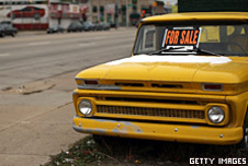 Car for sale in Detroit