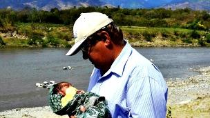 Rescate de niños con desnutrición aguda en Guatemala