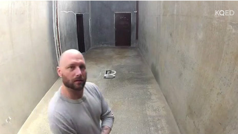 Los 90 min de un prisionero aislado