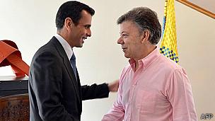 Capriles y Santos