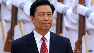 李源潮在北京人民大會堂迎接外賓(18/7/2013)
