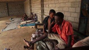 Inmigrantes en Yemen