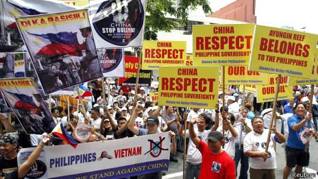 Biểu tình chống Trung Quốc ở Philippines