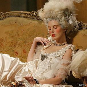 Maria Antonieta en película