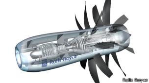 Motor de rotor abierto