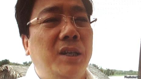 Thứ trưởng ngoại giao Nguyễn Thanh Sơn