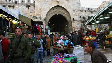 Jerusalém: um dos principais alvos da disputa | Foto: AFP