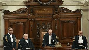 Corte Suprema de Italia