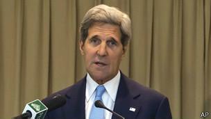 John Kerry / AP