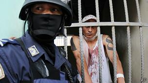 Mexicanos prisioneros en Texas