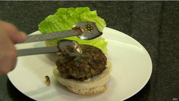 Hambúrguer comum | Foto: BBC