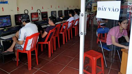 internet vietnam