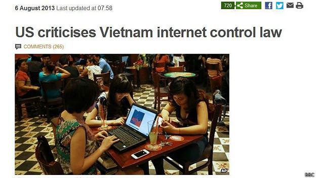 Bài trên BBC News
