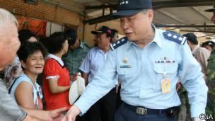 台湾新任防长将由空军出身的参谋总长严明出任(资料照片)