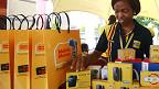 Venta de celulares en Nigeria