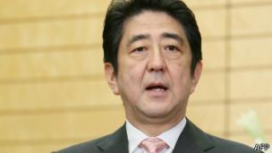 日本首相安倍(14/06/2013)