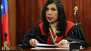 Gladys Gutiérrez. Foto: TSJ.