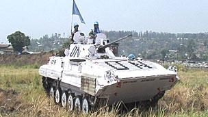 ONU foi enviada para enfrentar os mais de 50 grupos armados do leste do Congo (BBC)