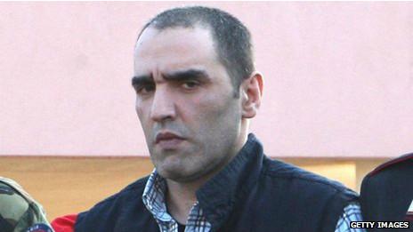 Mafioso Salvatore Coluccio