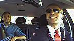 Премьер-министр Норвегии Йенс Столтенберг в качестве водителя такси