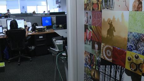 Oficina de Shutterstock