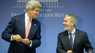 John Kerry y Patriota