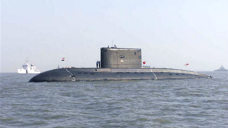 Tàu ngầm INS Sindhurakshak
