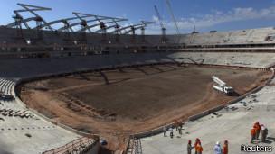 Estadio Vivaldo Lima en Manaos
