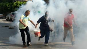 Kekerasan di Mesir