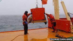 Plataforma de la investigación antártica