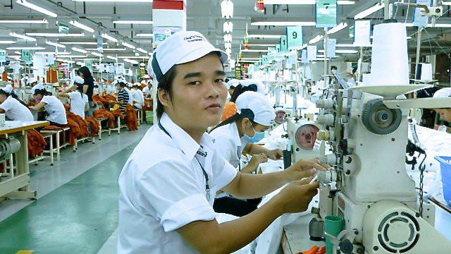 Huỳnh Văn Hải, thợ may công nghiệp Cartina