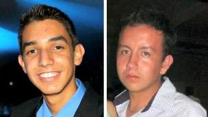 Julio César Moreno y Sergio Alejandro Torres, detenidos por un error de EU